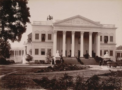 Residencia británica en Hyderabad