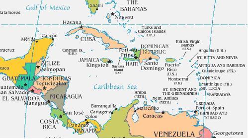 La dominacin europea en el Caribe  Carpetas Docentes de Historia