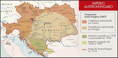 El Imperio Austrohúngaro