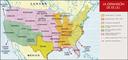 La expansión de Estados Unidos
