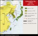 La expansión de Japón