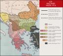Los Balcanes hasta 1914