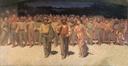 GIUSEPPE PELLIZZA DA VOLPEDO, EL CUARTO ESTADO (1901)