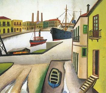 VÍCTOR CÚNSOLO. EL PUERTO (1930)