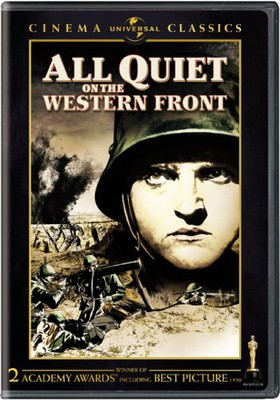 All quiet in the western front