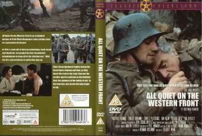 Sin novedad en el frente DVD
