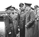 Antonescu y Hitler en 1943