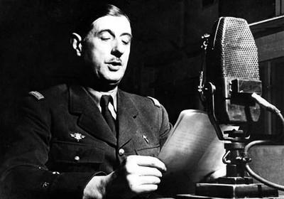 """Charles De Gaulle: """"Esta es una guerra mundial"""""""