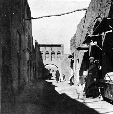 CIUDAD DE SAMARRA A FINES DE 1917