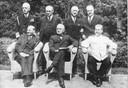 El encuentro en Potsdam
