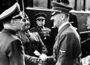 Encuentro en Hendaya, 23 octubre 1940