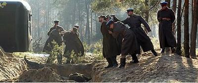 Escena de la película Katyn (2007)