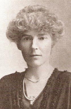GERTRUDE MARGARET BELL (1868-1926)