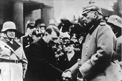 Hitler canciller