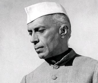 Jawaharlal Nehru (1889-1964).