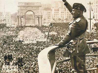 El ingreso de Italia a la Segunda Guerra Mundial