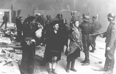 Los nazis invaden Polonia