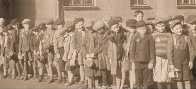 Los niños de Lodz