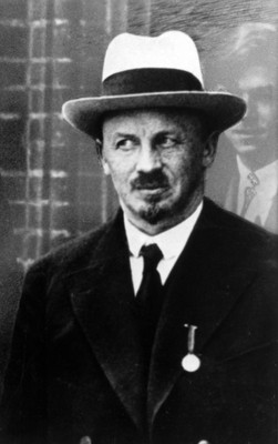 NIKOLAI BUJARIN (1888 -1938)