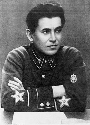 NIKOLAI YEZHOV (1895-1940)