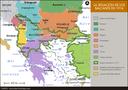 La situación de los Balcanes en 1914