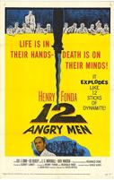 SIDNEY LUMET, 12 HOMBRES EN PUGNA (ESTADOS UNIDOS, 1957)