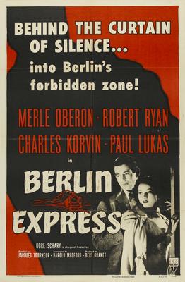 el expreso de berlín