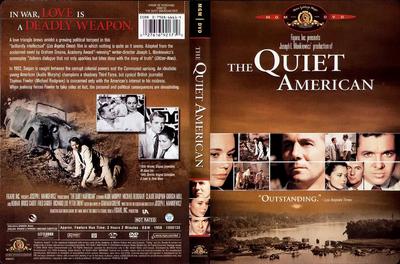 un americano tranquilo