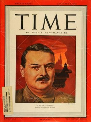 ANDREI ZHDANOV (1896 1948)