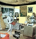 COLLAGE DE RICHARD HAMILTON