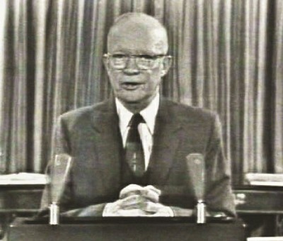DWIGHT D. EISENHOWER (1890-1969)