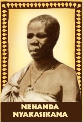 NEHANDA NYAKASIKANA (1862-1898)
