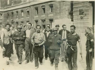 Prisioneros de la Luftwaffe