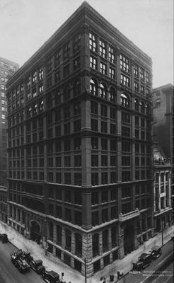 Primeros rascacielos